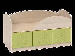 Маугли МДМ-1 лайм кровать