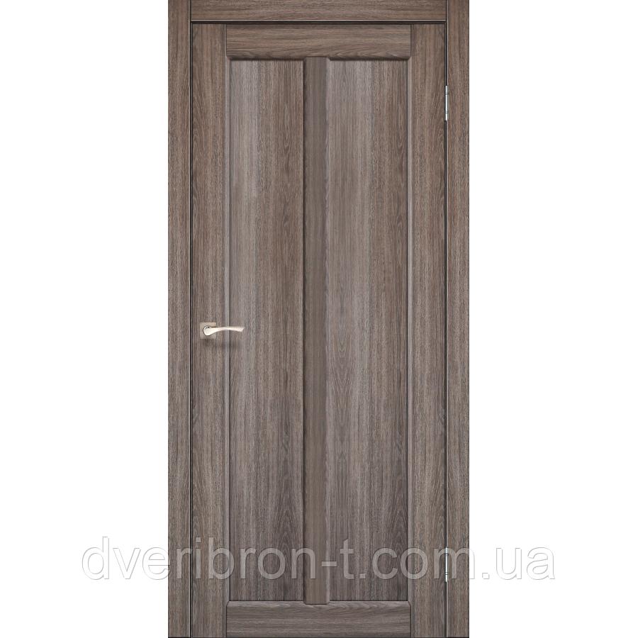 Двери Корфад Torino TR-01 дуб грей глухое
