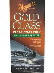 Очищающая полироль, удаляет мелкие риски и царапины Meguiar's Gold Class PREP & SWIRL REDUCER (брак, разбита)