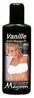 Массажное масло *Vanille Massage-Öl 100 ml