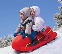 Санки, ледянки и снегокаты