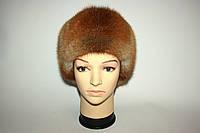 Зимняя меховая шапка (обманка), фото 1