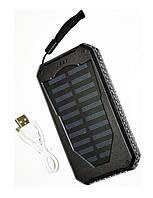 Солнечная батарея Power Box Polymer + LED 25800 mAh