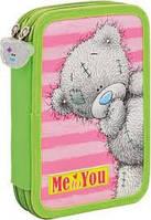 """Пенал-книжка двойной """"Me to you"""", 530762 1Вересня"""