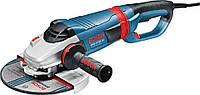 Угловая шлифмашина (болгарка) Bosch Professional GWS 24-230 LVI