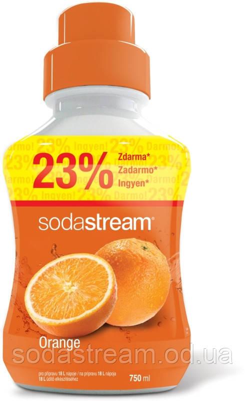 SodaStream сироп Orange (апельсин) 750мл. - SodaStream (Южное представительство) в Одессе