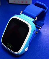 Детские телефон-часы с GPS трекером TВ-02 Синий