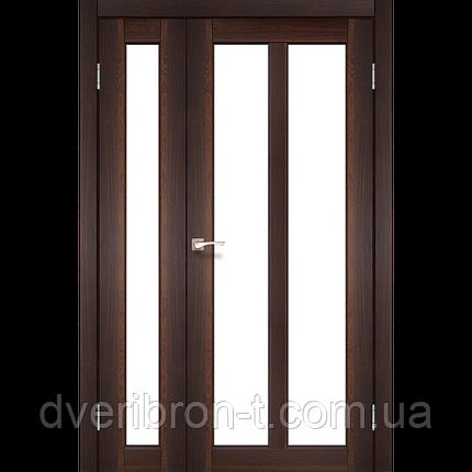 Двери Корфад Torino TR-04 орех , фото 2
