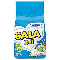 Стиральный порошок GALA автомат Весенняя свежесть 3 кг