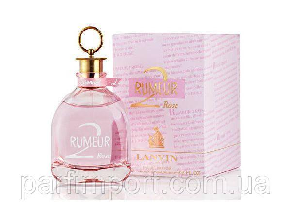 Lanvin Rumeur 2 ROSE edp 100 ml  парфумированная вода женская (оригинал подлинник  Франция)