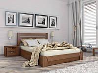 Ліжко двоспальне Селена з підйомним механізмом, фото 1