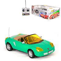 Машинка кабриолет на радиоуправлении зеленый 28031