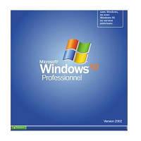 Комплект с лицензионным диском  для установки Windows XP Профессиональная SP3 Русская