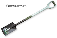 Лопата штыковая узкая Carbon Steel Ergonomic