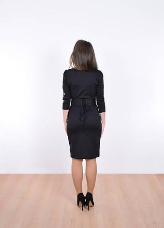 Платье с вышивкой крестиком, фото 2