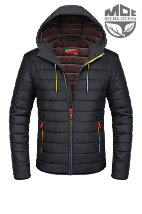 Демисезонная мужская куртка MOC (р. 46-56) арт. 204R, фото 2