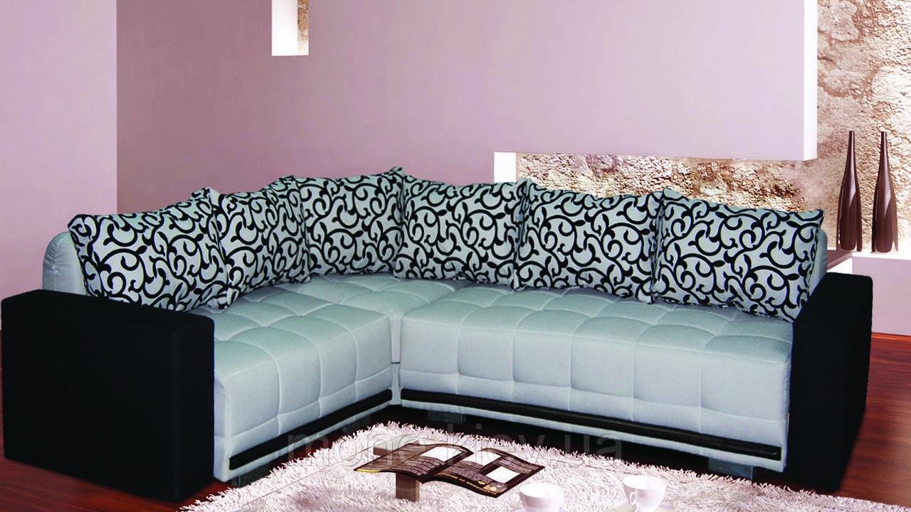 угловой диван со спальным местом адажио цена 16 660 грн купить