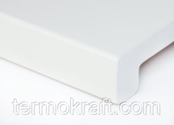 Подоконник Topalit Белоснежный матовый (406) 300 мм