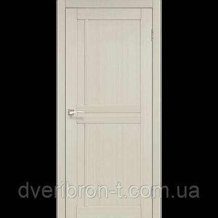 Двери Корфад Scalea SC-01 беленый дуб глухое, фото 2