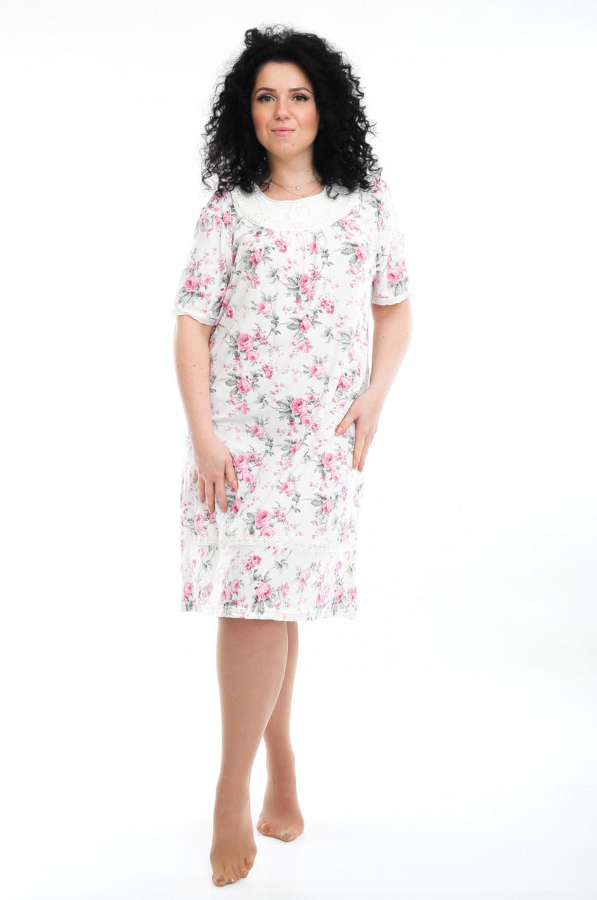 Женская ночная рубашка 2249-1