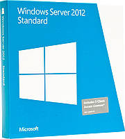 Microsoft Windows Server 2012 Standard x64 Russian 2CPU/2VM (P73-05337)