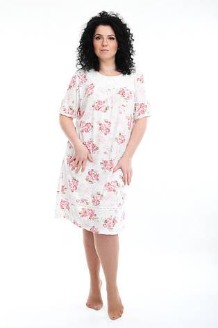 Женская ночная рубашка 2249-2, фото 2