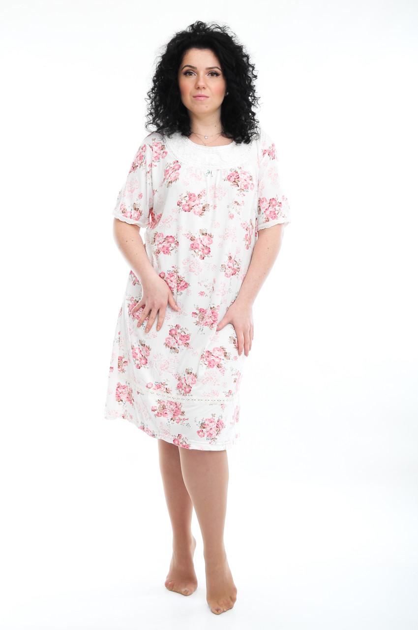 Женская ночная рубашка 2249-2