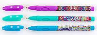 """Ручка шариковая """"1 Вересня"""" масляная синяя 0,7мм """"GOA"""" 411647"""