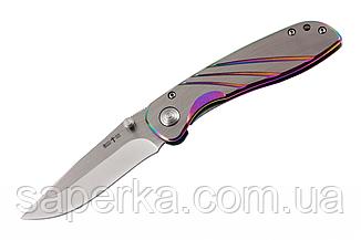 Нож складной универсальный с отверстием для темляка Grand Way 1355 BA, фото 2