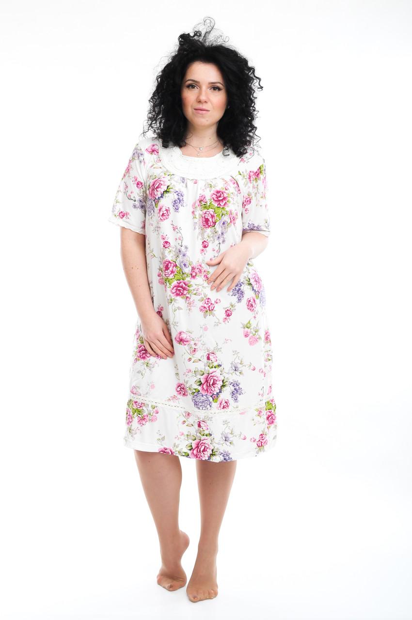 Женская ночная рубашка 2249-4