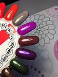 Гель-лак My Nail №168 (фіолетовий з шиммером) 9 мл, фото 2