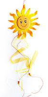Солнце подвеска 100 см