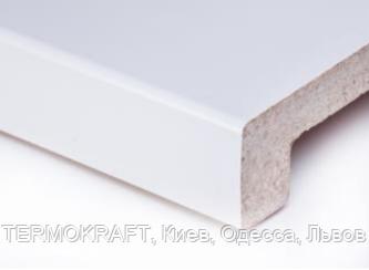 Підвіконня Topalit Білий глянець (406) 200 мм