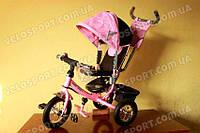 Детский трехколесный велосипед Azimut Trike BC-17B AIR усиленные заспицованные колеса