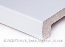 Подоконник Topalit Белоснежный глянец (406) 450 мм