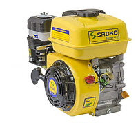 Двигатель бензиновый Sadko GE-200 PRO фильтр в масленной ванне (6,5 л.с. / 4,8 кВт)