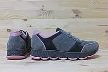 Женские кроссовки из натуральной замши  Возможен отшив в других цветах