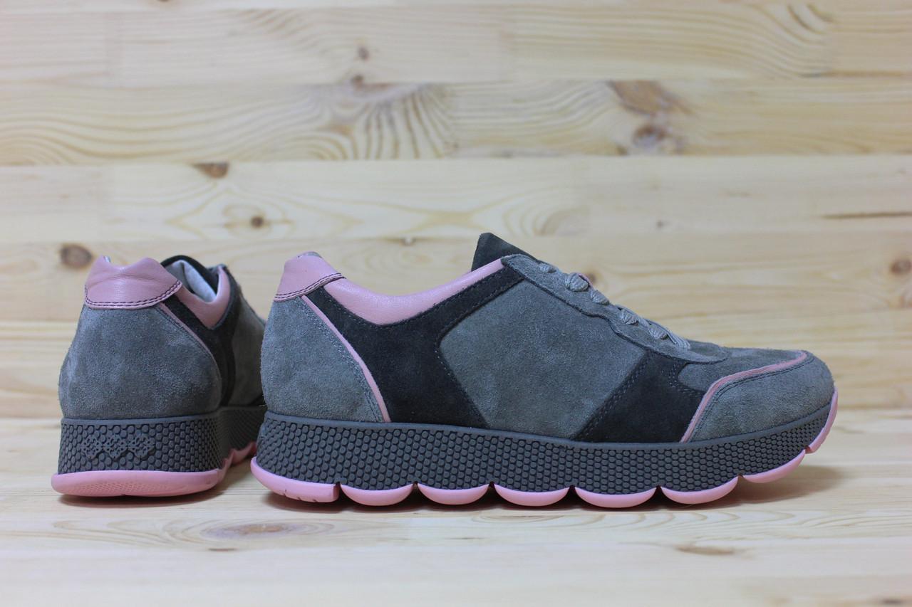 Жіночі кросівки з натуральної замші Можливий відшиваючи у інших кольорах