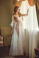 Будуарное платье модель 13