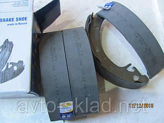 Колодки гальмівні зад ВАЗ 2108, 2109, 21099 комплект