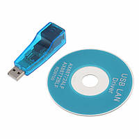 USB сетевой адаптер Ethernet RJ45 LAN
