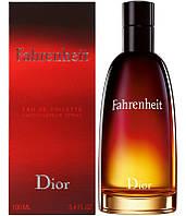 Туалетная вода мужская Christian Dior Fahrenheit