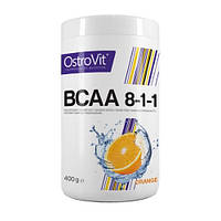 Аминокислоты (БЦАА) OstroVit BCAA 8:1:1 (400 грамм.)