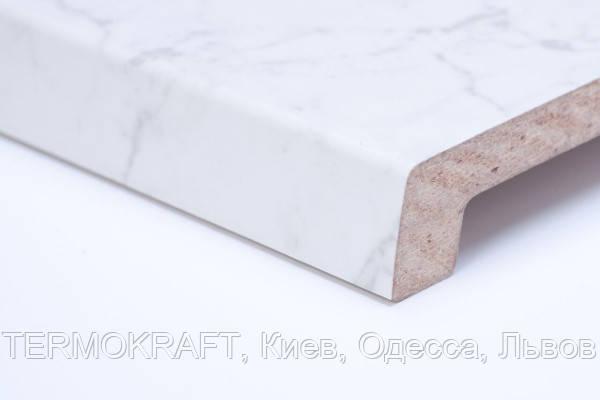 Подоконник Topalit Белый мрамор (070) 450 мм