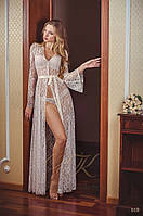 Будуарное платье модель 18