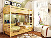 Ліжко двоярусне Дует