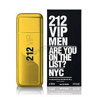 Туалетная вода мужская Carolina Herrera 212 VIP Gold