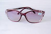 Корригирующие очки с тонированной линзой! -3,0