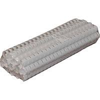 Пружины пластиковые 19 мм белые, 25 шт/уп., 135-160 листов.