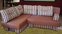 """Угловой диван со спальным местом """"Колибри"""""""
